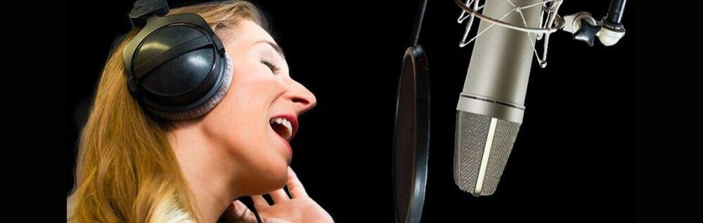 Профессиональная запись вокала