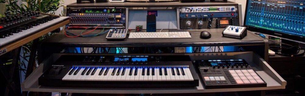 Студия записи музыки