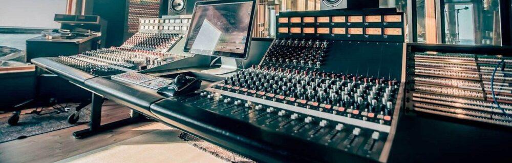 Студии записи в Москве