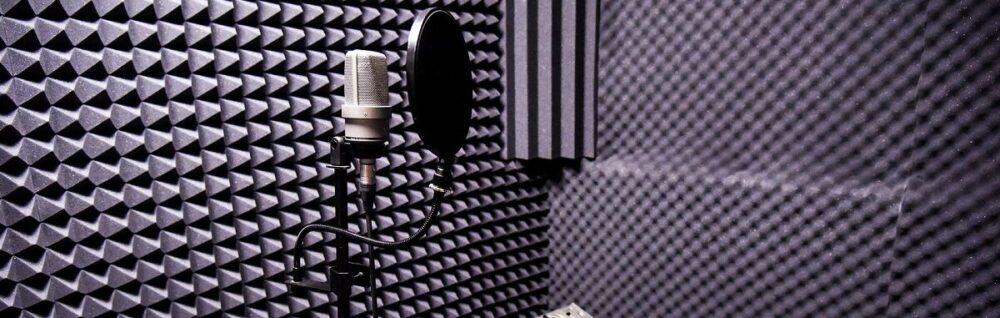 Студия для записи голоса