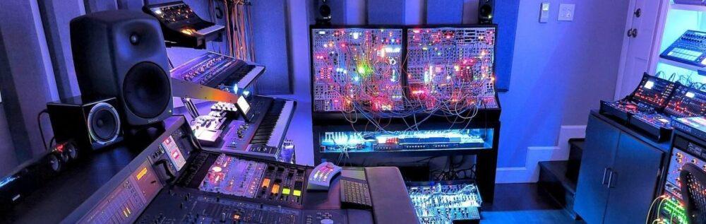 Студия звукозаписи у Останкино